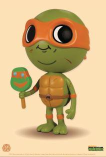 Mondo TMNT turtle