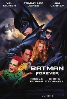 Batman Forever one-sheet John Alvin