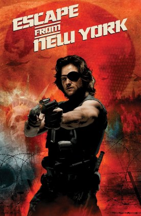 Escape from New York cover D