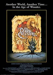 Dark Crystal movie poster
