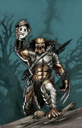 Eric Powell cover 1 Archie vs Predator