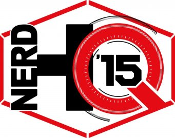 Nerd HQ 2015 logo
