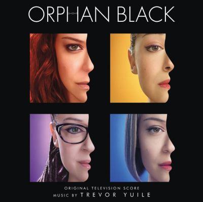 Orphan Black Soundtrack cover