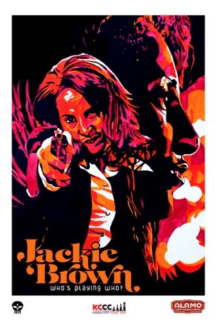 Jackie Brown KCCC exclusive print