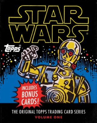 Star Wars Topps book
