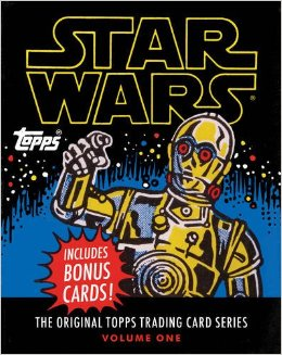 Star Wars The Original Topps Trading Card Series Volume One