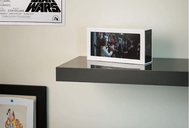 SW postcard shelf