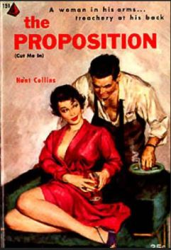 The Proposition paperback