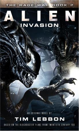 Alien Invasion Lebbon