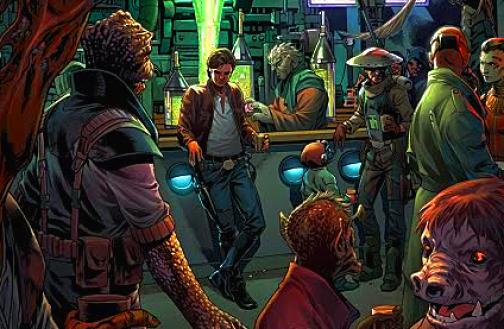 Han Solo 1 interior view a