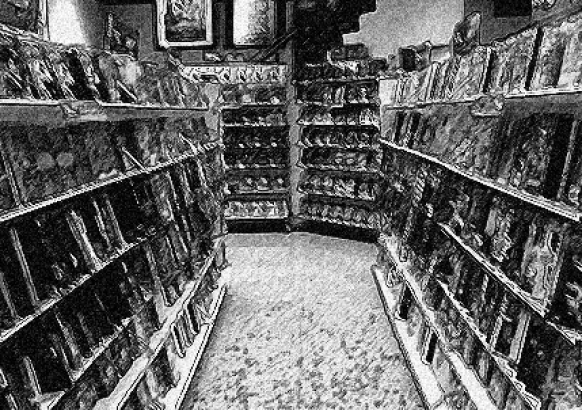 video store x