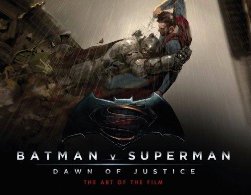 Batman+v+Superman+The+Art+of+The+Film