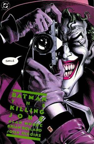 original Killing Joke cover