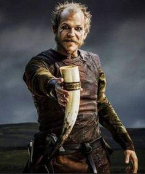 Vikings Floki Viking horn