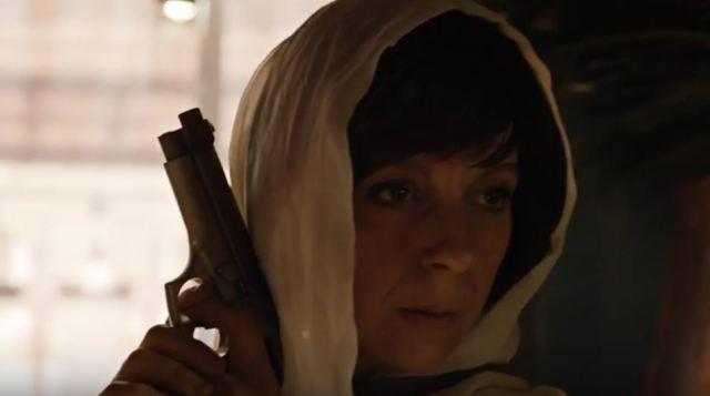 Amanda Abingdon Sherlock season 4
