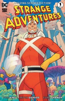 Strange Adventures 1 cover a