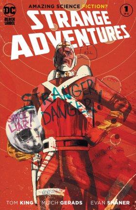 Strange Adventures 1 cover b