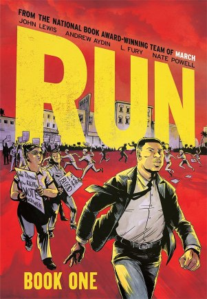 Run book cover
