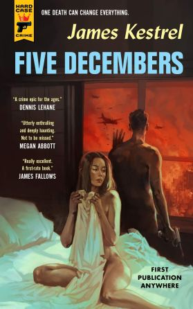 Five Decembers cover