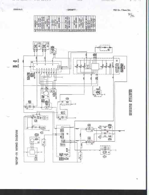 small resolution of section6 p13 section6 yamaha r1 ecu wiring diagram at highcare asia