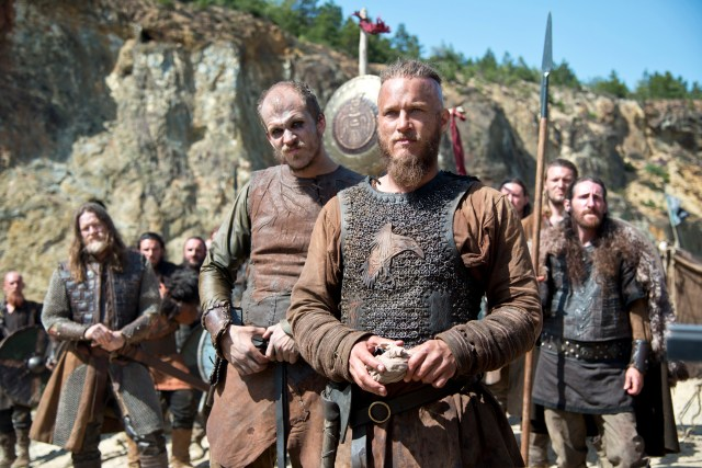 Interview A Conversation With Vikings Stars Travis Fimmel