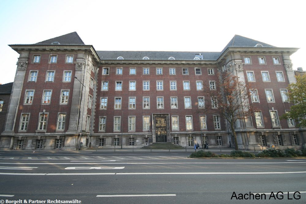 Aachen Landgericht
