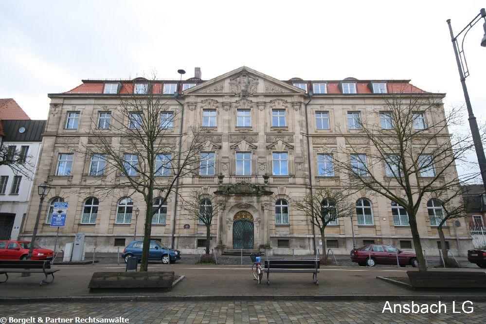 Ansbach Landgericht