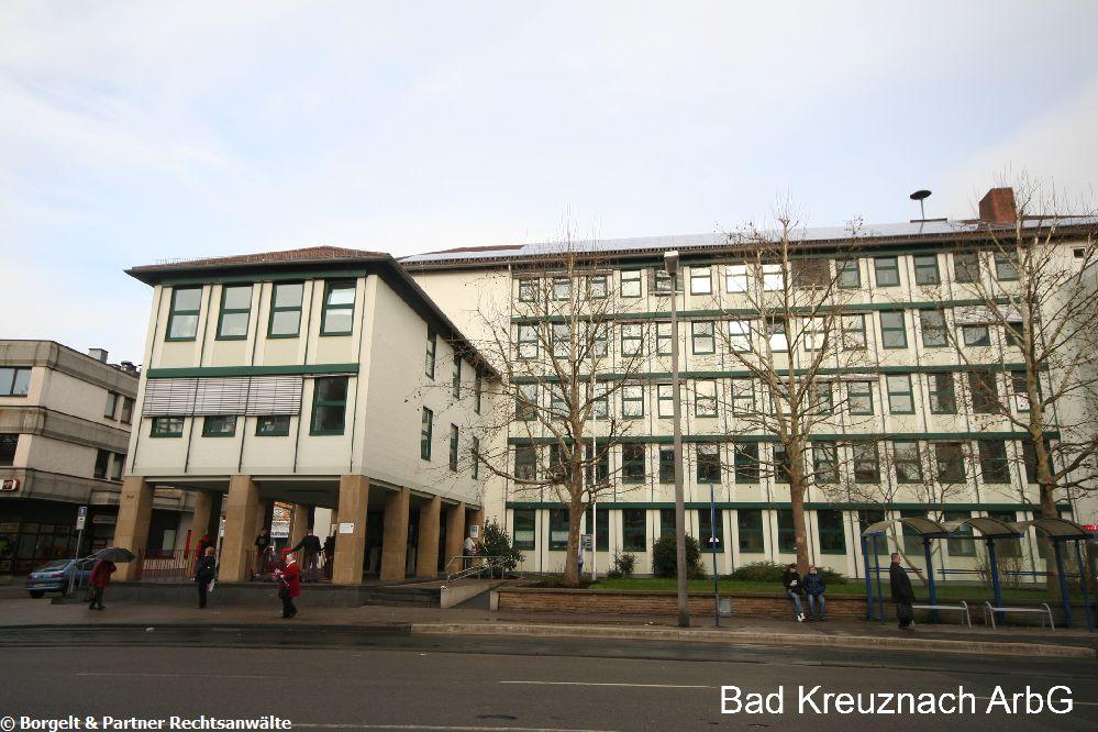 Bad Kreuznach Arbeitsgericht