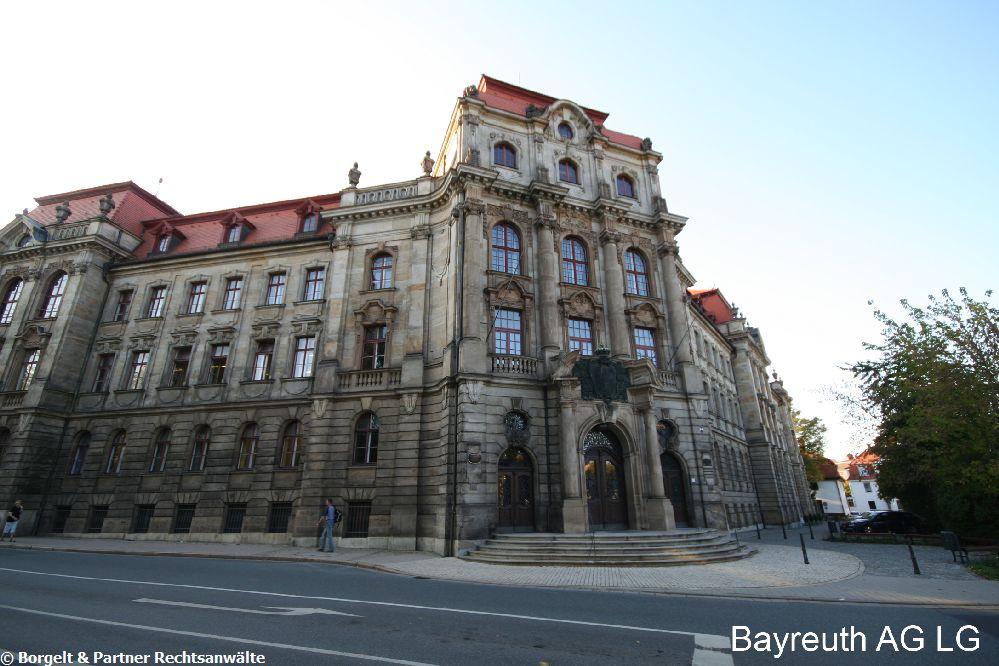 Bayreuth Landgericht