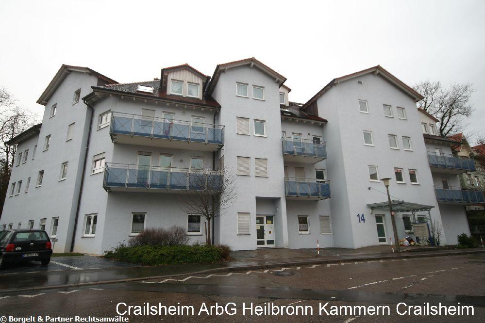 Crailsheim Arbeitsgericht