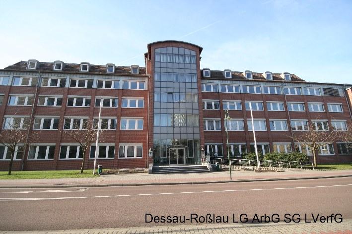 Dessau Arbeitsgericht
