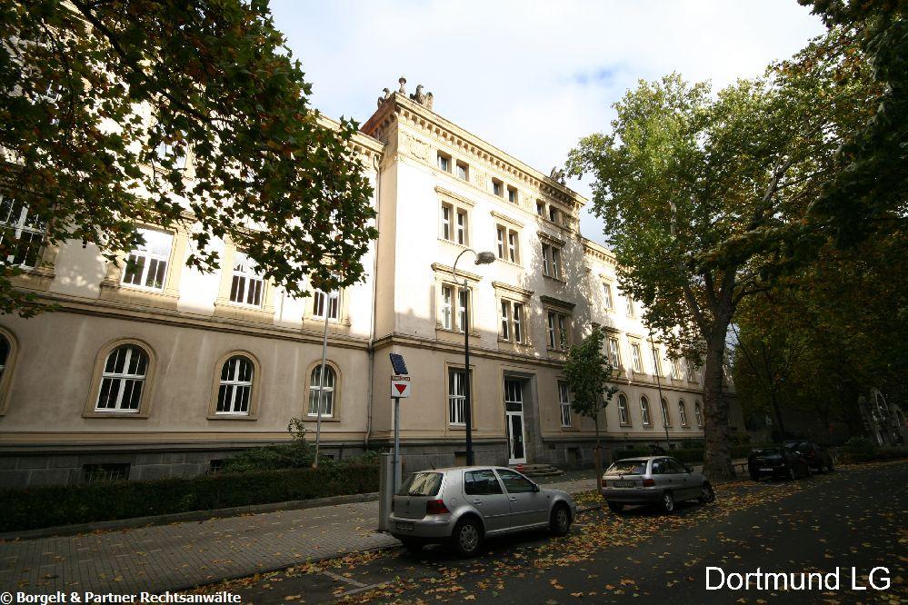 Dortmund Landgericht
