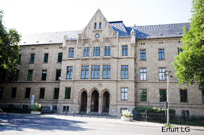 Erfurt Landgericht