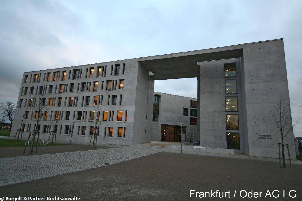 Frankfurt Oder Landgericht