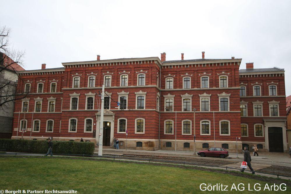 Goerlitz Arbeitsgericht