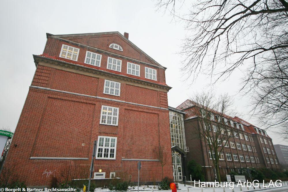 Hamburg Arbeitsgericht