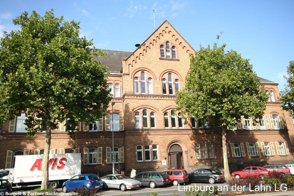 Limburg Lahn Landgericht