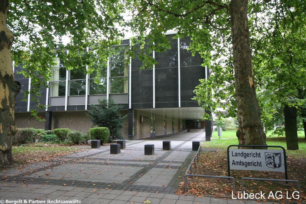 Luebeck Landgericht