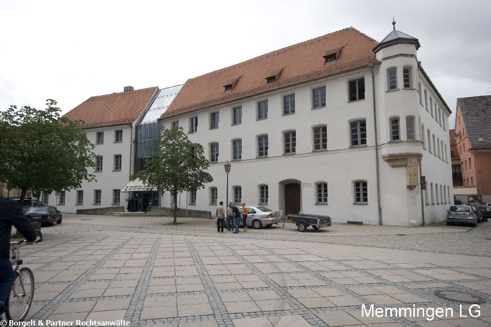 Memmingen Landgericht