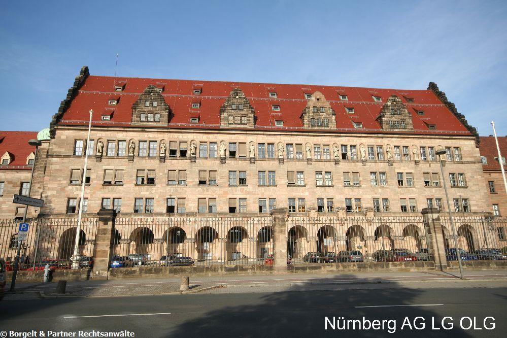Nuernberg Landgericht