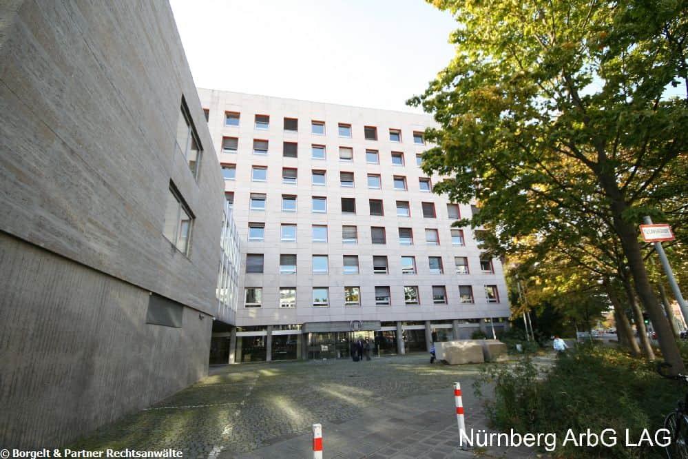 Arbeitsgericht Nürnberg