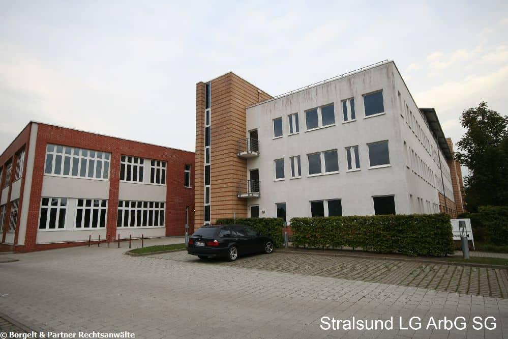 Arbeitsgericht Stralsund