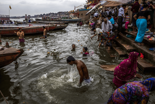 Issues with Sanitation and Water Quality in India