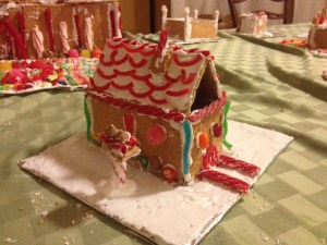 Gingerbread Welkin Faggioli House