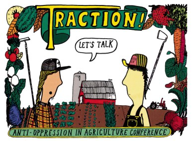 TRACTION postcard pg1