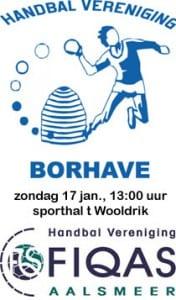 2016 01 17 Aalsmeer Dames1Affiche klein 176x300 - Borhave verliest wedstrijd en ongeslagen status in Noord-Holland