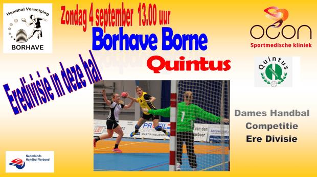 726a8404fe7847df9cb0589e8fd339c1 - Eredivisie handbal in Borne!