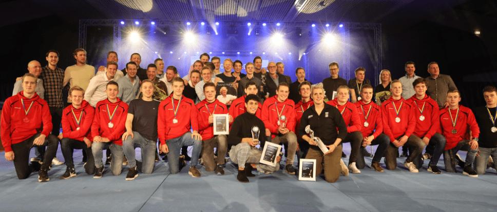 Handbal Twente B sportploeg van het jaar!