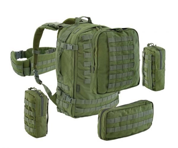 Bug out Molle system