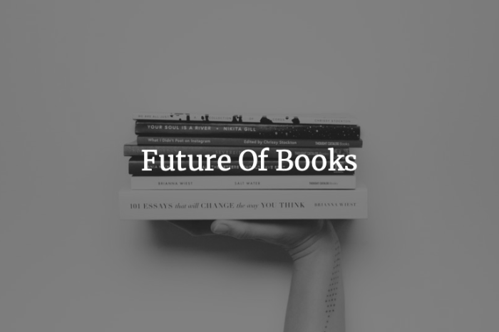 IDEO Future Of Books – How Will We Read